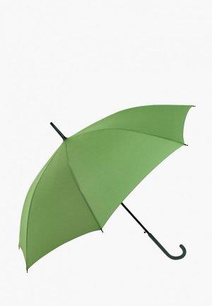 Зонт-трость VOGUE. Цвет: зеленый