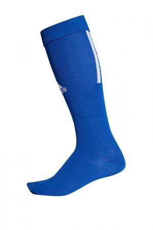 Гетры SANTOS SOCK 18 adidas. Цвет: синий