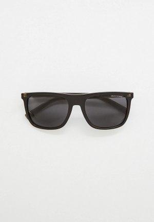 Очки солнцезащитные Armani Exchange AX4102S 831887. Цвет: черный