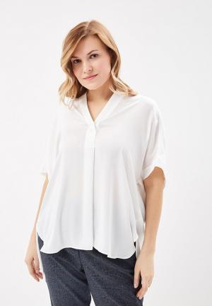 Блуза Marks & Spencer MA178EWAWUJ4. Цвет: белый
