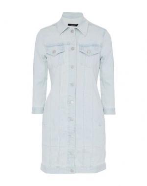 Короткое платье J BRAND. Цвет: синий