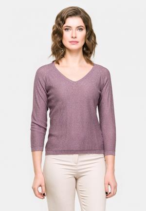 Пуловер Vera Moni. Цвет: фиолетовый