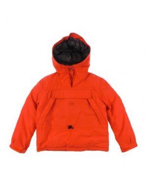 Куртка CANADIAN. Цвет: красный