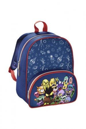 Рюкзак детский Hama. Цвет: синий