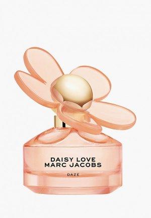 Туалетная вода Marc Jacobs Daisy love daze, 50 мл. Цвет: прозрачный