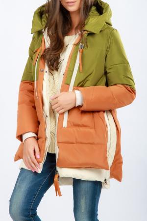 Jacket Joins. Цвет: khaki, orange, beige