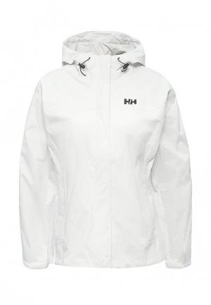 Ветровка Helly Hansen W LOKE JACKET. Цвет: белый