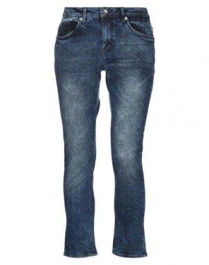Джинсовые брюки GARCIA. Цвет: синий