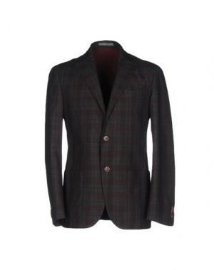 Пиджак NINO DANIELI. Цвет: свинцово-серый