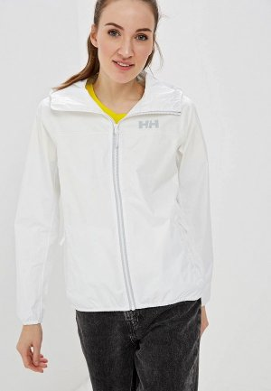 Ветровка Helly Hansen W BELFAST PACKABLE JACKET. Цвет: белый