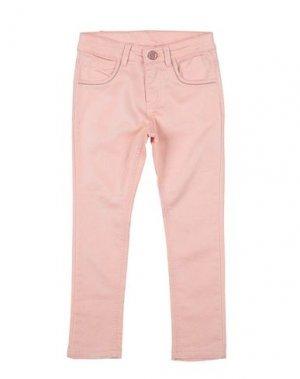 Повседневные брюки 3 POMMES. Цвет: лососево-розовый