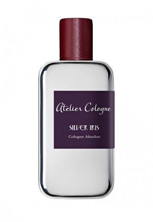 Парфюмерная вода Atelier Cologne SILVER IRIS Absolue 100 мл. Цвет: прозрачный