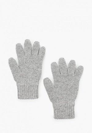 Перчатки Aleksa ph. Цвет: серый