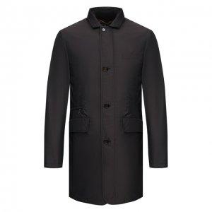 Комплект из пальто и жилета Shinjuku-KM Moorer. Цвет: серый