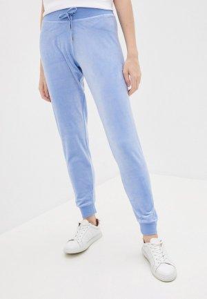 Брюки спортивные Juicy Couture ZUMA - CLASSIC. Цвет: голубой