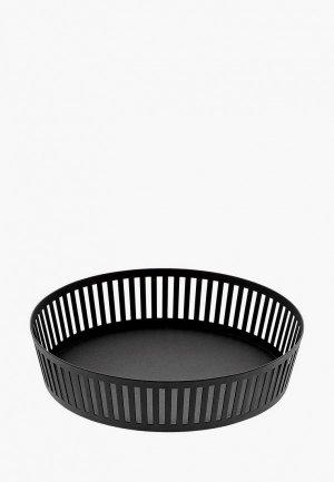 Корзина Yamazaki TOWER 25х25 см. Цвет: черный