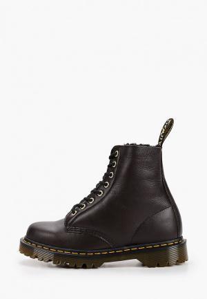 Ботинки Dr. Martens MIE 1460 Pascal - 8 Eye Boot. Цвет: коричневый