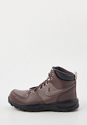 Ботинки Nike MANOA LTR (GS). Цвет: фиолетовый