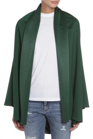 Пальто Cyrille Gassiline. Цвет: изумрудный