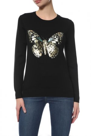 Пуловер Markus Lupfer. Цвет: черный