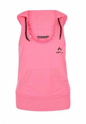 Майка Only Play ON003EWFB487. Цвет: розовый
