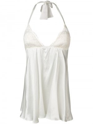 Сорочка Lovers Of Montparnasse Gilda & Pearl. Цвет: белый