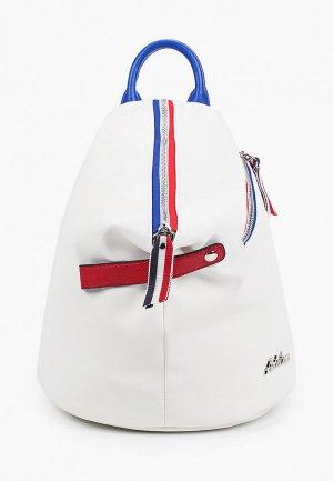 Рюкзак Adelia. Цвет: белый
