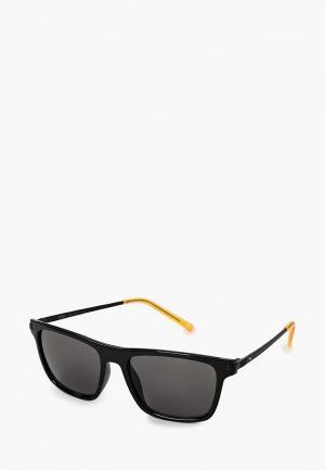Очки солнцезащитные PUMA PE0043S001. Цвет: черный