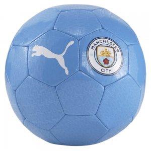 Футбольный мяч Man City FtblCore Fan Football Ball PUMA. Цвет: синий