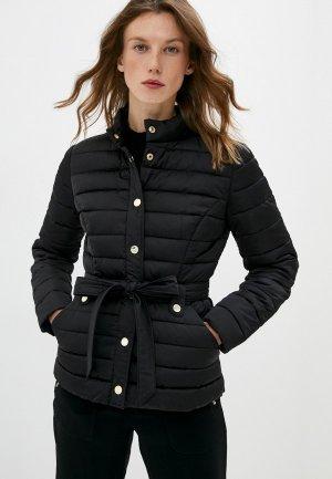 Куртка утепленная Marciano Los Angeles. Цвет: черный