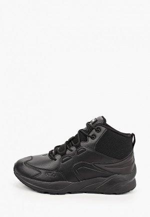 Кроссовки Fila TORNADO MID. Цвет: черный
