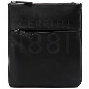 Сумка Cerruti 1881. Цвет: чёрный