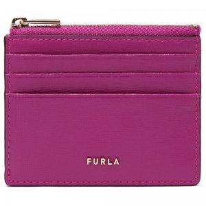 Кредитница FURLA. Цвет: фиолетовый