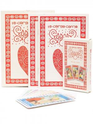 Игральные карты Arcana Love 10 CORSO COMO. Цвет: нейтральные цвета