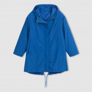 Куртка-ветровка La Redoute Collections. Цвет: ярко-желтый
