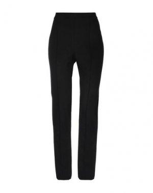 Повседневные брюки PARAKIAN. Цвет: черный