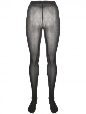 Velvet De Luxe 50 tights Wolford. Цвет: серый