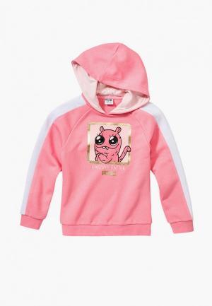 Худи PUMA Monster Hoody. Цвет: розовый