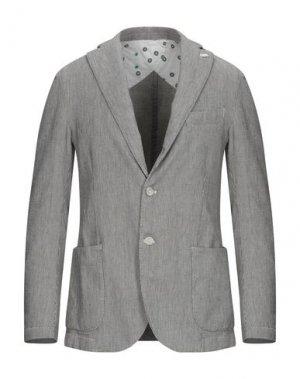 Пиджак BARBATI. Цвет: черный
