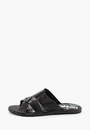 Сандалии Dino Ricci Trend. Цвет: черный