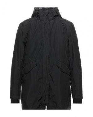 Куртка HOMEWARD CLOTHES. Цвет: черный