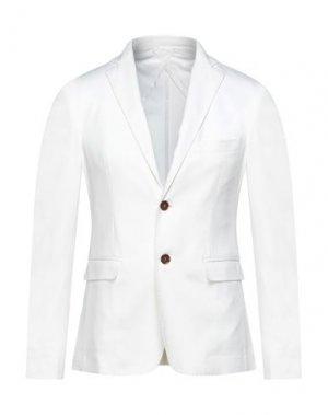 Пиджак TAKESHY KUROSAWA. Цвет: белый