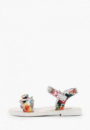 Сандалии Antilopa. Цвет: разноцветный