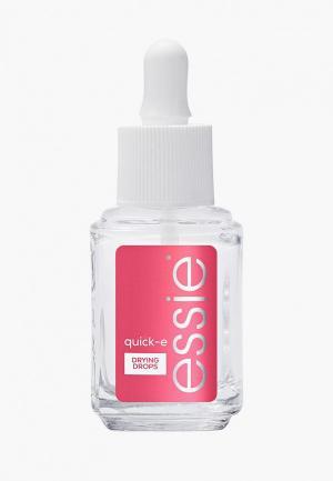 Сушка для лака Essie -капли 13,5 мл. Цвет: прозрачный
