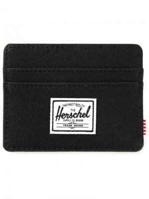Кошельки и визитницы Herschel Supply Co.. Цвет: чёрный