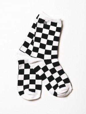 Носки Ticker (3 шт.) VANS. Цвет: черный_белый