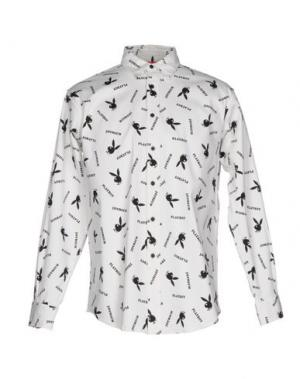 Pубашка JOYRICH. Цвет: белый