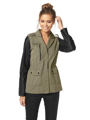 Куртка AJC. Цвет: хаки