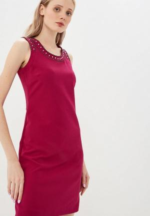 Платье Liu Jo. Цвет: розовый