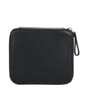 Бумажник SANDQVIST. Цвет: черный